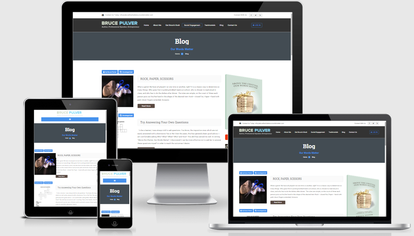 above-the-chatter-our-words-matter-website-development