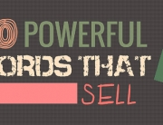20 Powerful Words That Sell