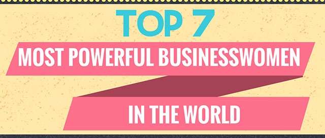 Top 7 Most Powerful Businesswomen in the World