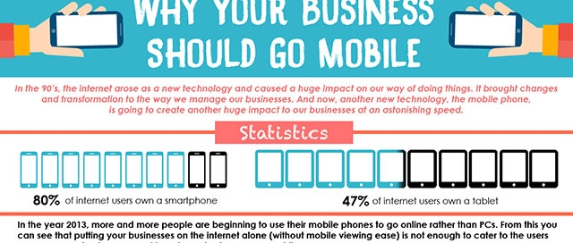 Why your business should go mobile
